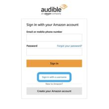 How to link Audible and Amazon accounts (quick guide)