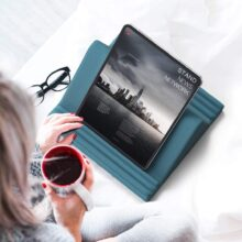 Best innovative iPad stand - Lamicall stand pillow