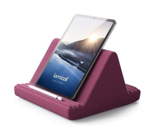 Lamicall iPad pillow stand - best iPad stand to get in 2021