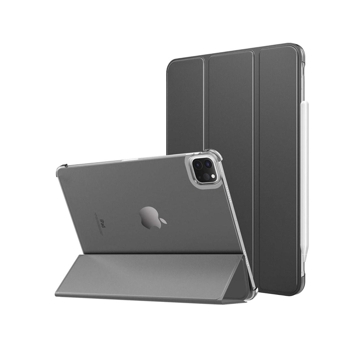 MoKo iPad Pro 11 2021 hardshell tri-fold stand case