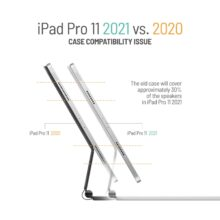 Will my old case fit iPad Pro 11 2021?
