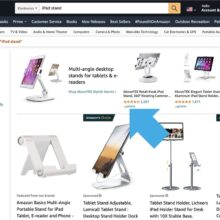 How to find Amazon Prime eligible accessories for your iPad