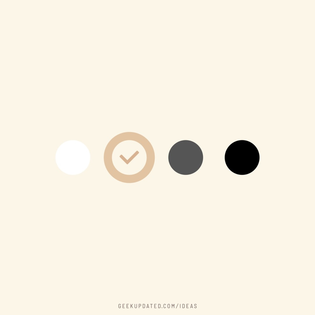 Reading app theme picker - design by Piotr Kowalczyk Geek Updated