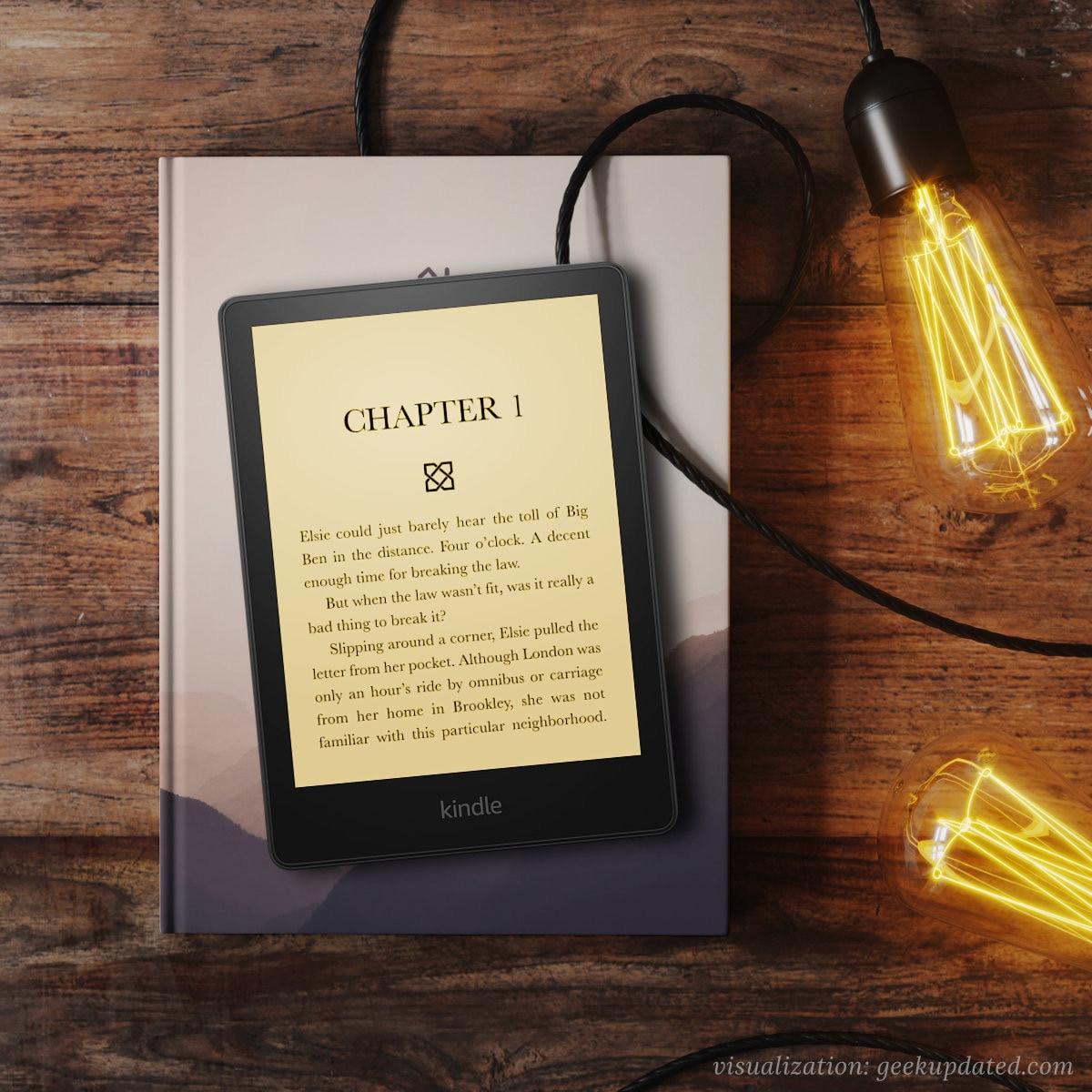 Amazon Kindle Paperwhite 5 2021 analysis