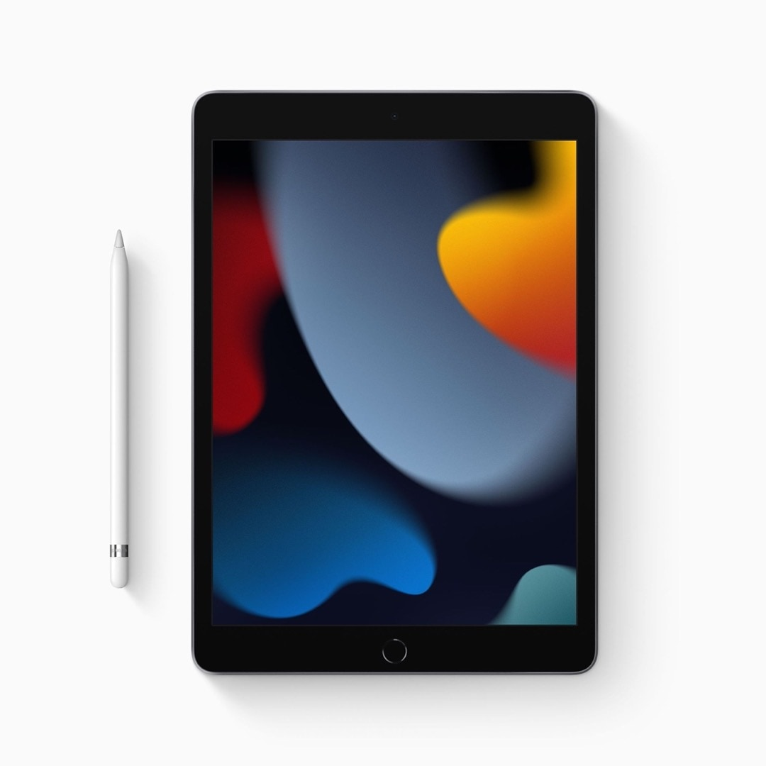 Basic iPad 2021 with Apple Pencil 1