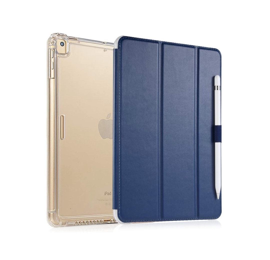 Cheap iPad mini 5 Apple Smart Cover alternative with Apple pencil