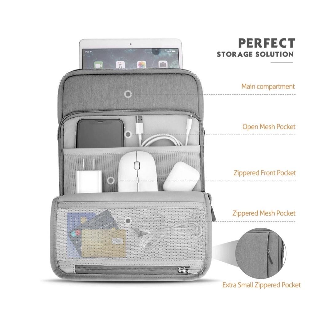 Functional tablet sleeve - fits iPad mini 6 2021