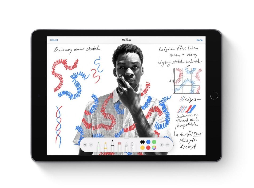 iPad 2021 Apple Pencil 1 support